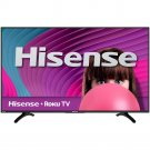 "Hisense 40H4D Black 40""LED HDTV 1080p ROKU HDMI USB PC Composite"