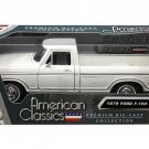 1979 Ford F-150 Pickup Truck White 1/24 Diecast Model Car by Motormax