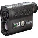 Bushnell Scout DX 1000 ARC 6 x 21 Laser Rangefinder Black