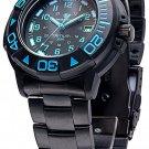 Smith & Wesson Diver Watch Blue Swiss Tritium SWW-900-BLU