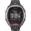 Timex IRONMAN® Sleek 150 Unisex Wristwatch Gray Red