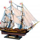 "Master And Commander HMS Surprise Tall Model Ship Limited 30"" L x 9"" W x 23"" H"