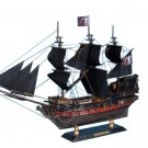"Caribbean Pirate Ship Model Limited 15"" L x 4"" W x 10"" H"