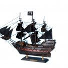 "Black Bart's Royal Fortune Limited Model Pirate Ship 15"" L x 4"" W x 10"" H"