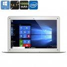 Jumper EZbook 2 Ultrabook Laptop - Licensed Windows 10, 14.1 Inch FHD Display