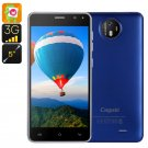 Cagabi One Android Smartphone - Quad Core CPU, Dual SIM, 720P 5 Inch Display