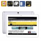 4G Android Tablet PC - 10.1 Inch IPS Screen, Quad Core CPU, Android 6.0 OS, OTG