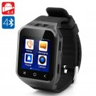ZGPAX S8 Android 4.4 Watch Phone - Dual Core CPU (Black)