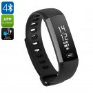 Fitness Tracker Bracelet M2S - IP67, Blood Pressure, Blood Oxygen, Heart Rate