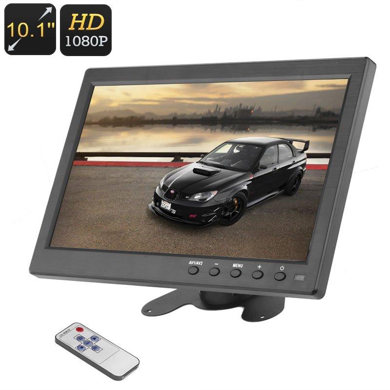 10.1 Inch TFT LCD Display - 1280x800 Native Resolution, LED Back Light, HDMI