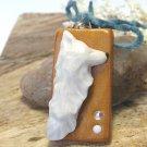 Samoyed Pendant