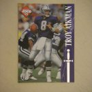 1995 Collector's Edge Troy Aikman Excalibur Sword #18