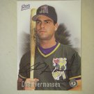 1997 Best Autographed Card Chad Hermansen