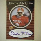 1998 Players Score Board Autographed Collection Dexter McCleon