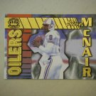 1996 Pacific Collection Steve McNair Oilers GC-9