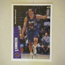 1996 Upper Deck Collector's Choice Doug Christie Raptors #150