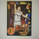 1992 Wild Card Collegiate Basketball Premier Edition Andrew Gaze #45