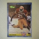 1993 Classic NFL Draft Ron Moore #89