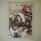 1993 Fleer Alfred Williams Bengals #167