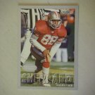 1993 Fleer Mike Sherrard #169