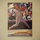 1992 Fleer Ultra Tom Pagnozzi St. Louis Cardinals 268