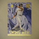 1995 Pinnacle Swing Men Barry Bonds SF Giants 299