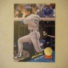 1993 The Leaf Set Series One John Olerud Blue Jays #47