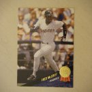 1993 The Leaf Set Series One Fred McGriff Padres #46