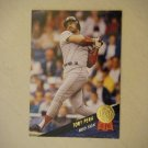 1993 The Leaf Set Series One Tony Pena Red Sox #43