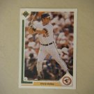 1991 Upper Deck Chris Hoiles Baltimore Orioles #306