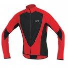 Gore Mens Power SO Cycle Jacket Long Sleeve Zip Fastening
