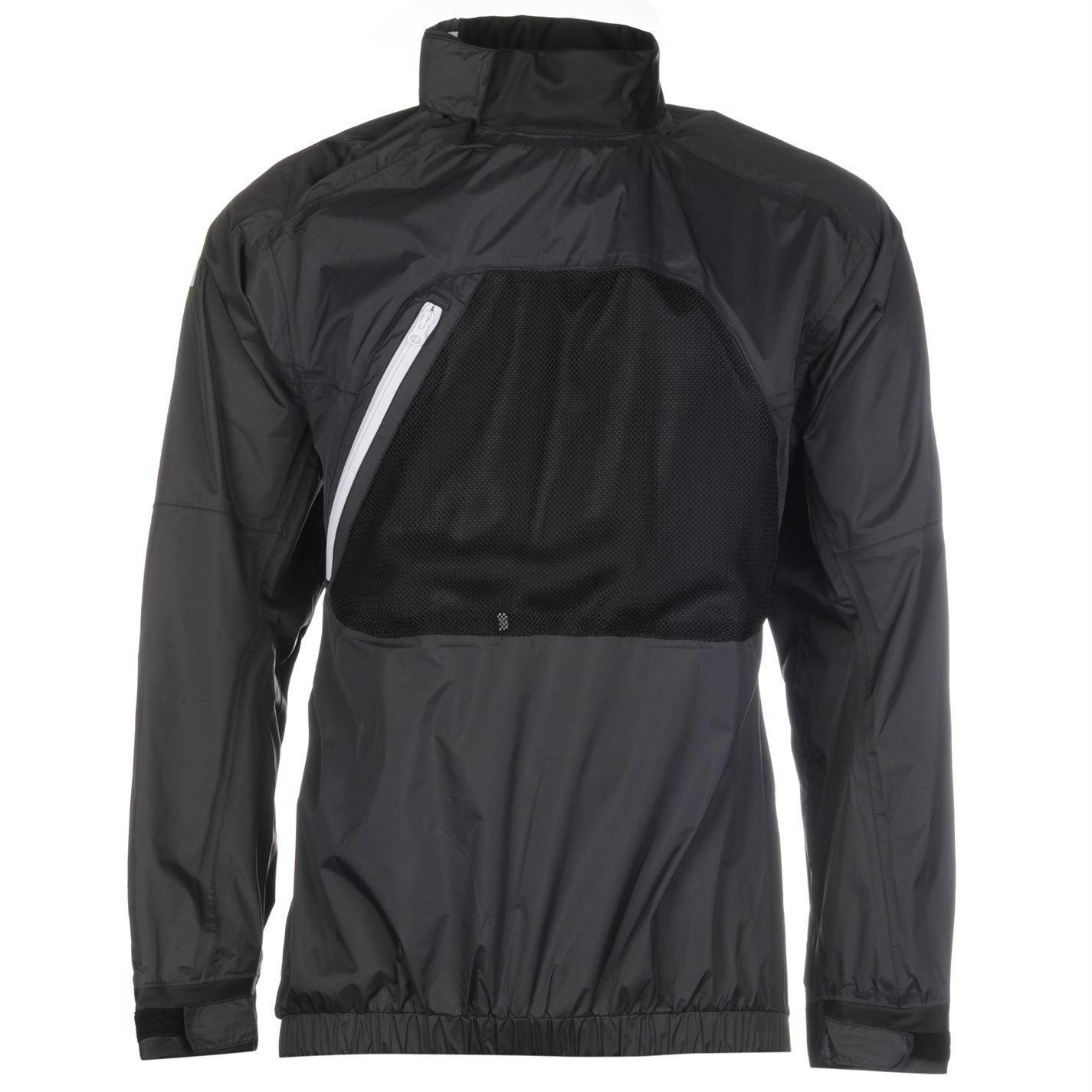 Helly Hansen Mens Dinghy Smk Top Waterproof Jacket Long Sleeve Coat Clothing