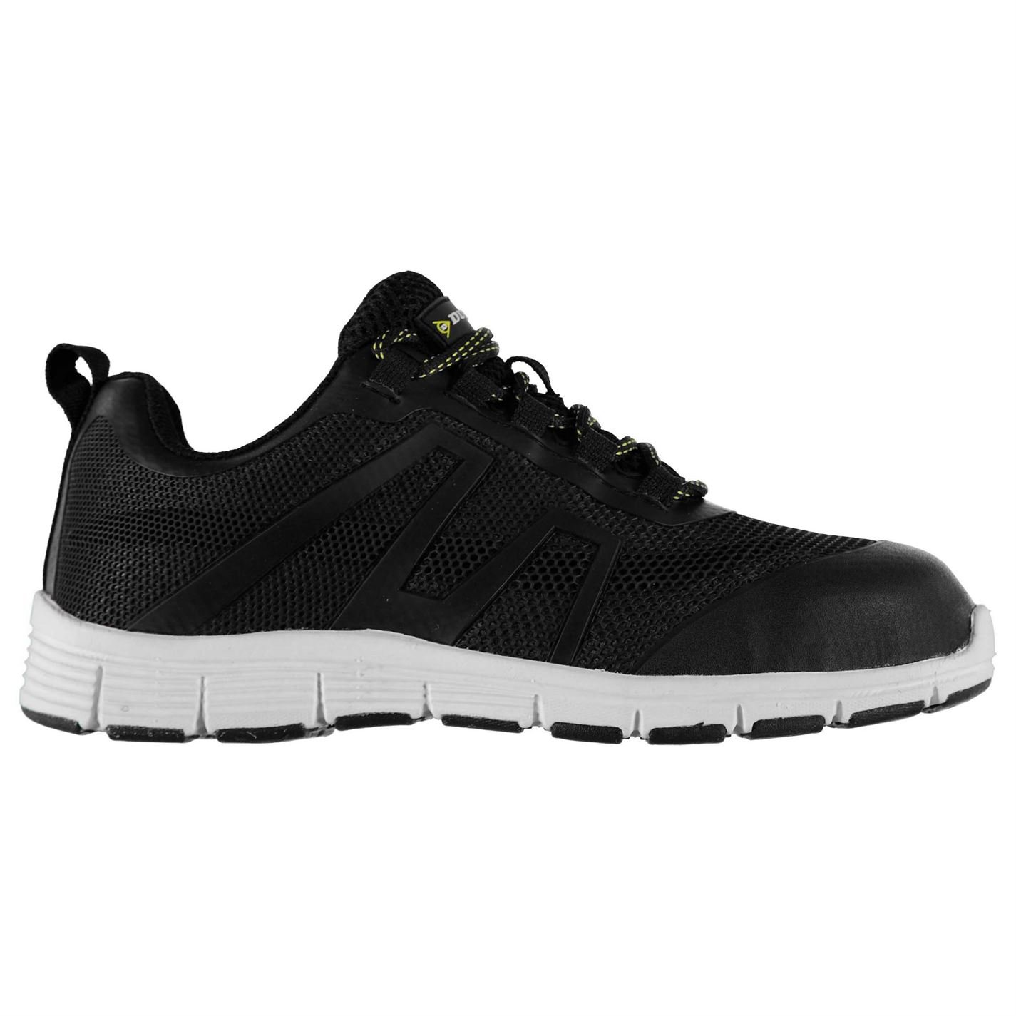 Dunlop Mens Safe MaineSB Safety Shoes Lace Up Work Footwear