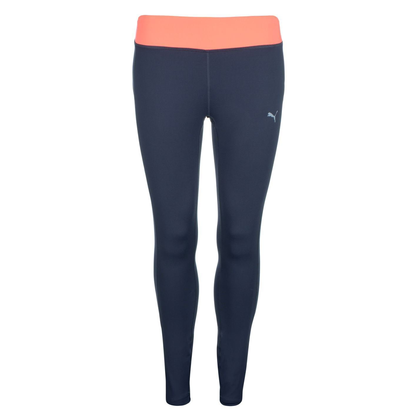 Puma Womens Ladies Essential Gym Training Tight Pants Bottoms Running Workout