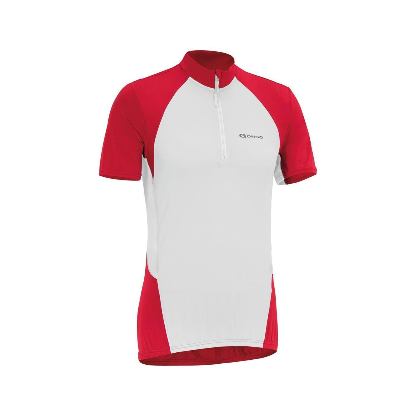 Gonso Active Mens Neval Cycle Shirt Short Sleeve Sports Bicycle Cycling Jersey