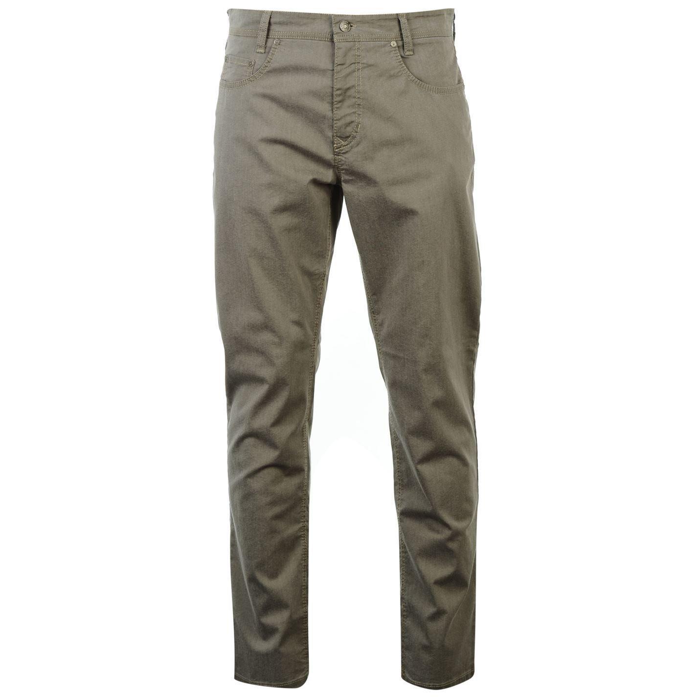Mac Mens Arne Pants Trousers Everyday Casual Look Clothing