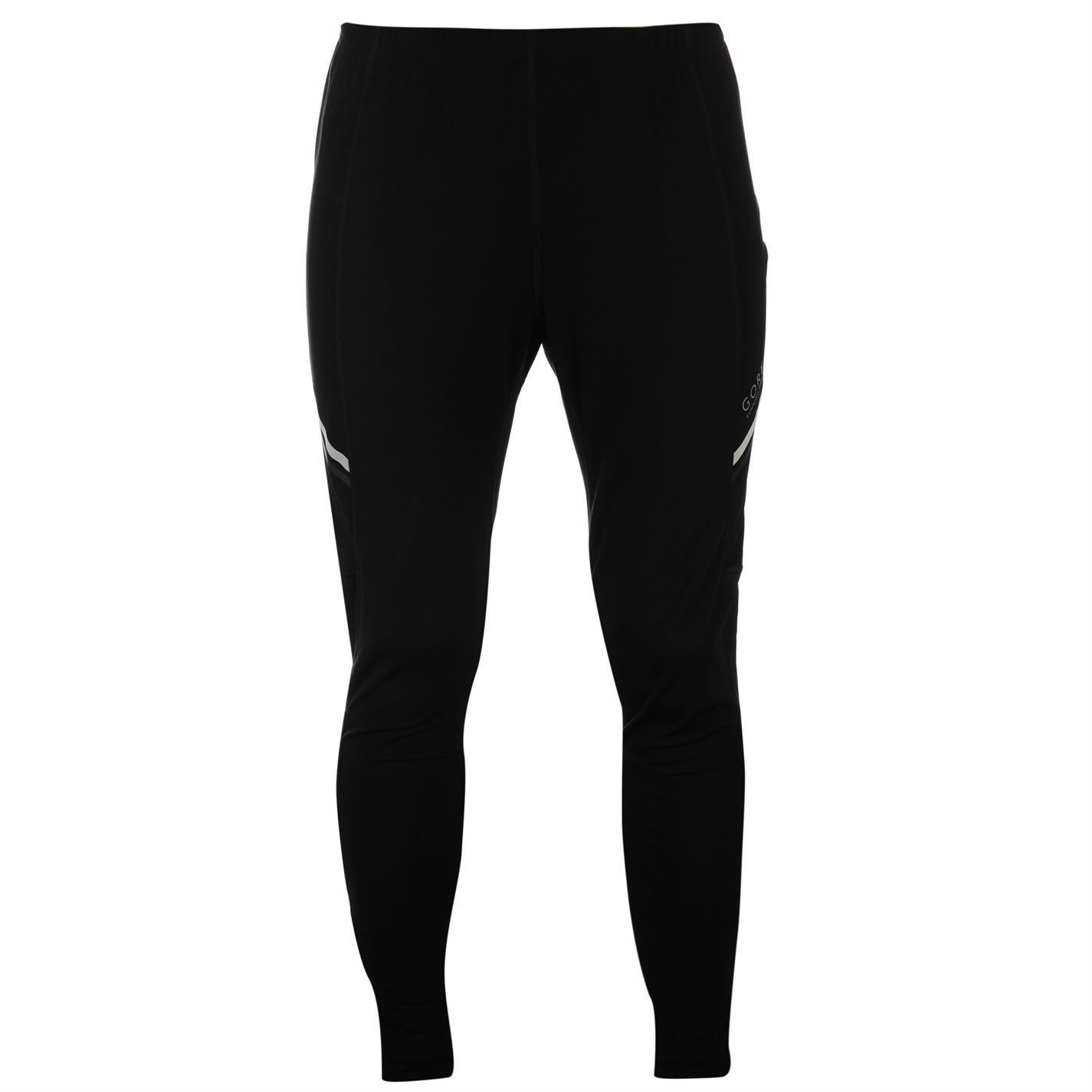 Gore Mens Mythos Thermo Tights Running Jogging Training Workout Bottoms