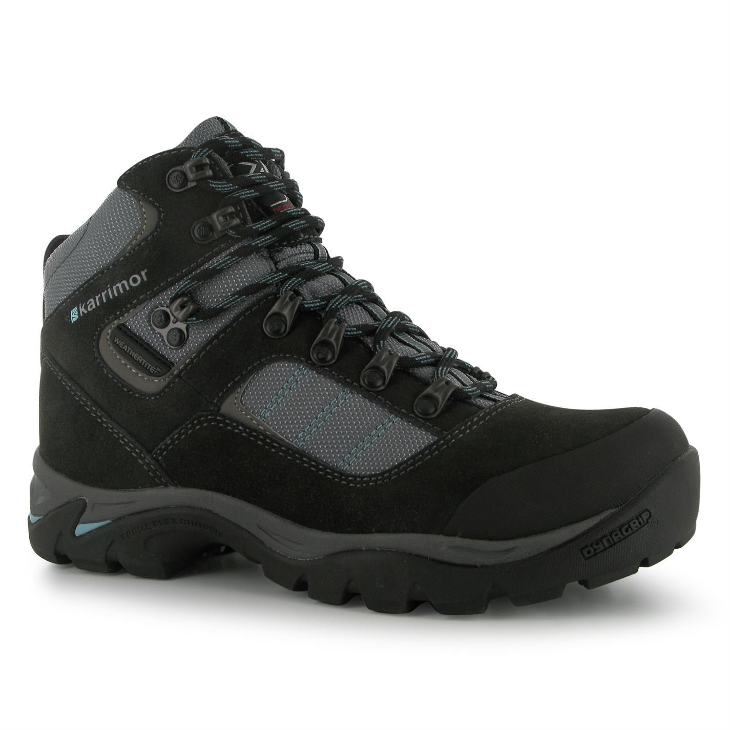 Karrimor Womens Ladies ksb 200 Walking Boots Lace Up Hiking Trekking Footwear
