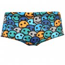 Maru Mens Smilers Trainer Swim Shorts Board Pants Swimwear Trunks Swimming Beach