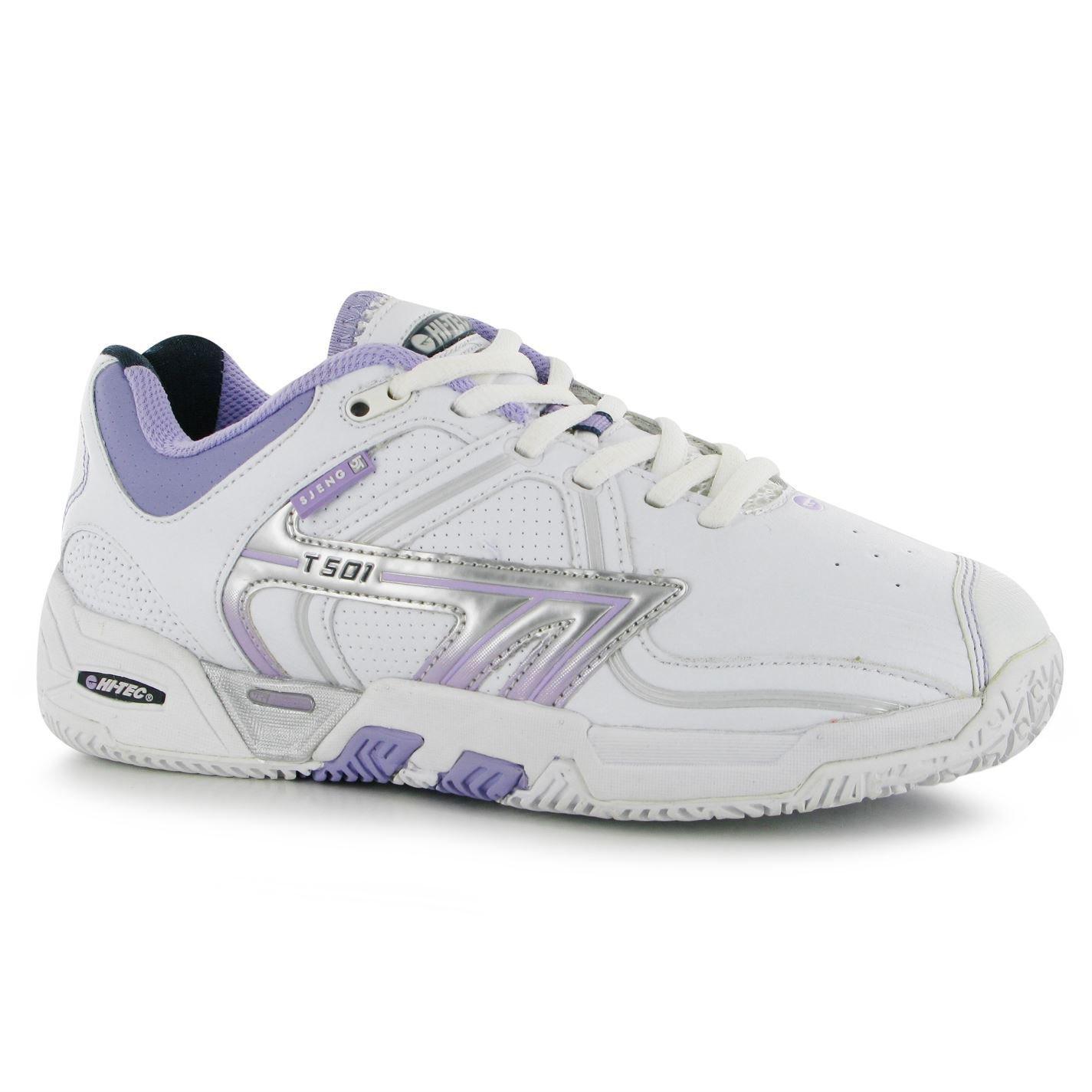 Hi-Tec Womens Ladies T501 WS Shoe Lace Up Walking Hiking Outdoor Footwear
