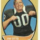 1970 Topps Jim Otto No. 116