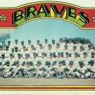 1972 Topps Atlanta Braves No. 21