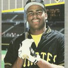 1989 Fleer Bobby Bonilla No. 203
