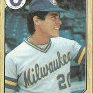 1987 Topps Juan Nieves No. 79