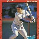 1990 Donruss Robin Ventura No. 28 RC