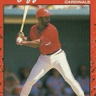 1990 Donruss Ozzie Smith No. 201