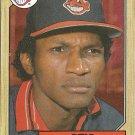 1987 Topps Otis Nixon No. 486