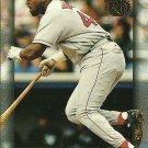 1995 Topps Embossed Mo Vaughn No. 139