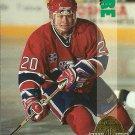 1993 Classic Four Sport Collection Valeri Bure No. 258 RC