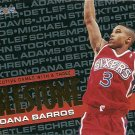 1995 NBA Hoops Dana Barros No. 208